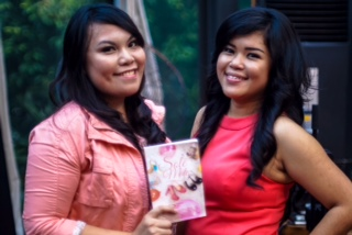 Mia dan Grahita di Launching Sole Mate