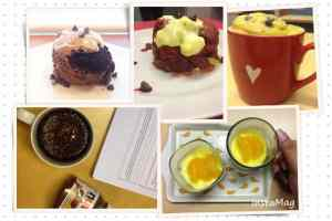 Weekdays Mug Cake